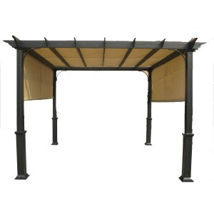 pergola assembly and installation