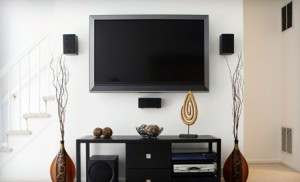 Premium on wall tv mounting